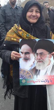 22 بهمن 1389-تهران